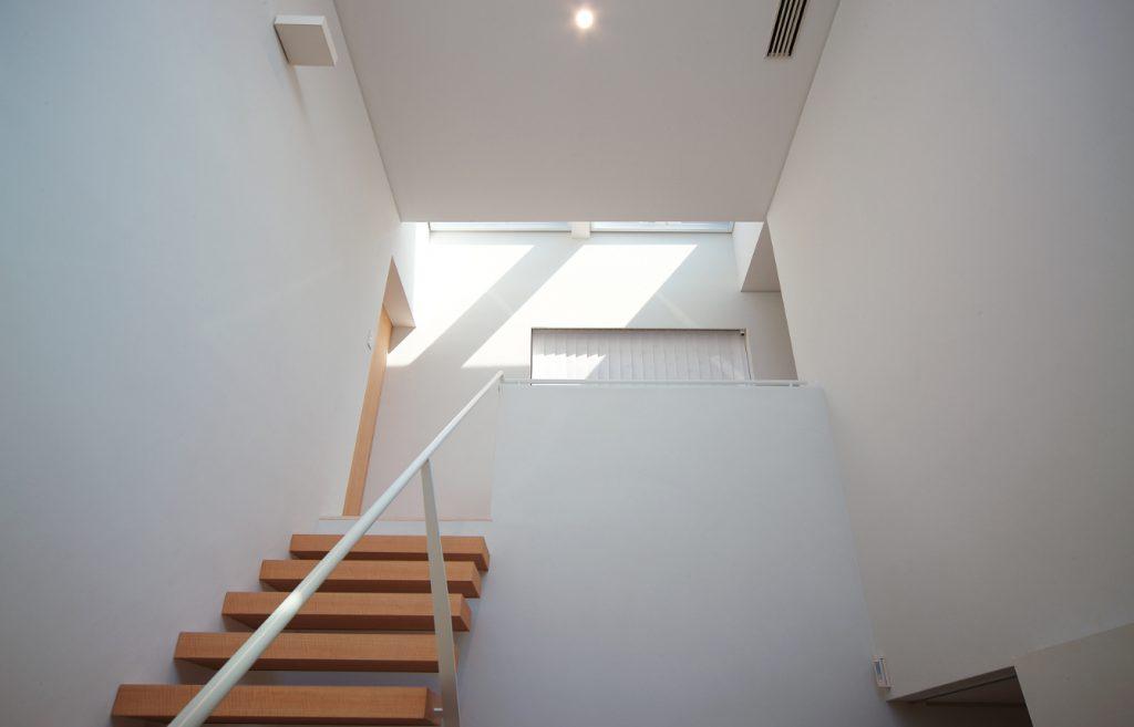 記憶の中の階段