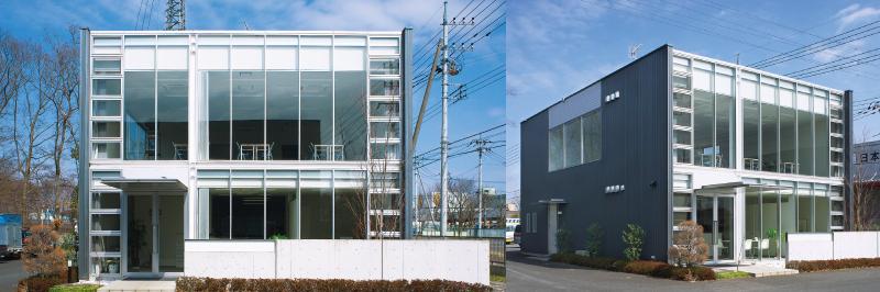 地域に開かれたオフィスデザイン